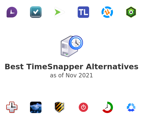 Best TimeSnapper Alternatives