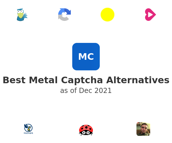 Best Metal Captcha Alternatives