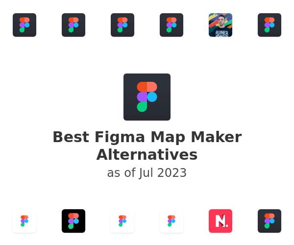 Best Figma Map Maker Alternatives