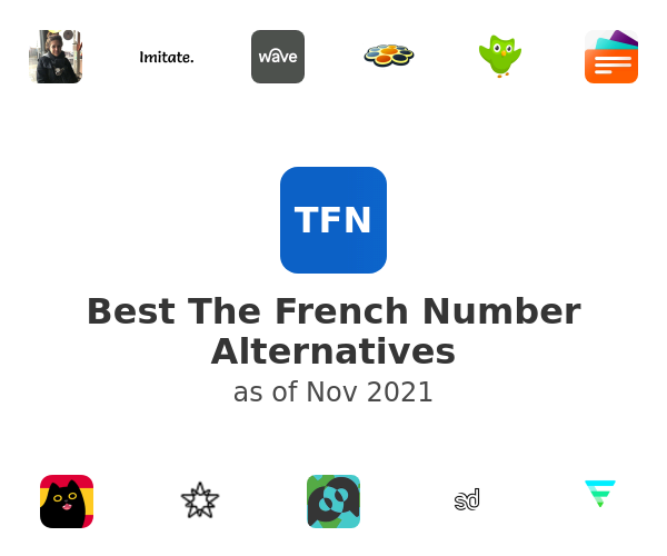 Best The French Number Alternatives