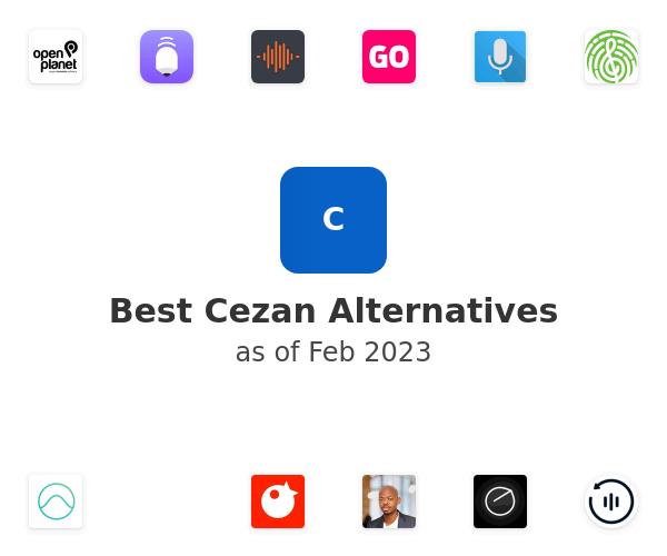 Best Cezan Alternatives