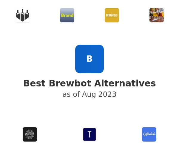 Best Brewbot Alternatives