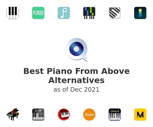 Best Piano From Above Alternatives