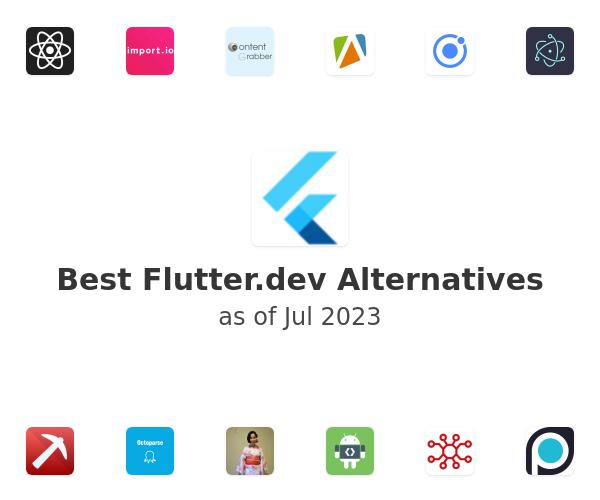 Best Flutter.dev Alternatives