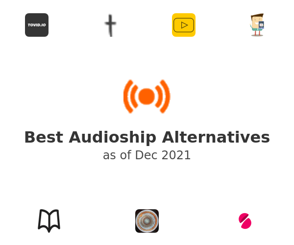Best Audioship Alternatives