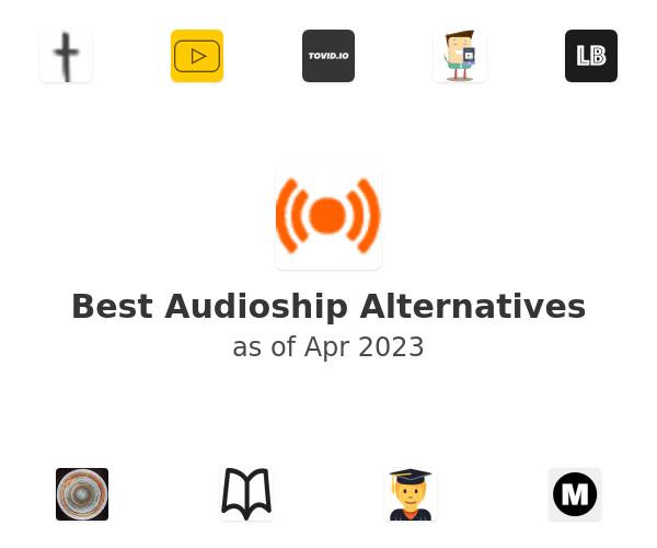 Best Audioship Alternatives