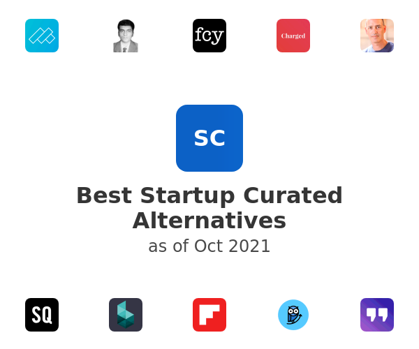 Best Startup Curated Alternatives
