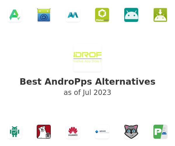 Best AndroPps Alternatives