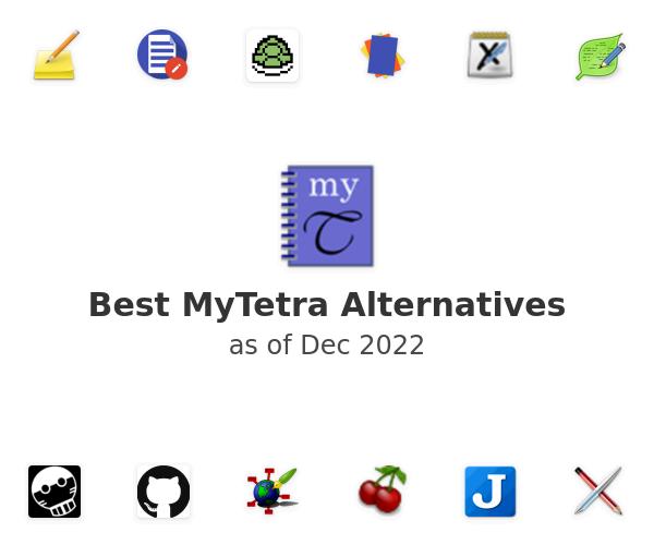 Best MyTetra Alternatives