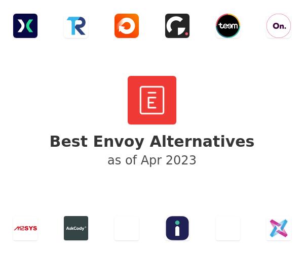Best Envoy Alternatives