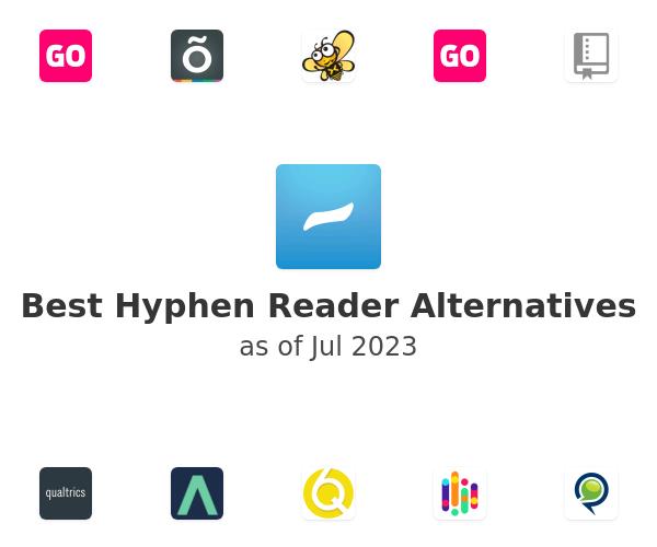 Best Hyphen Reader Alternatives