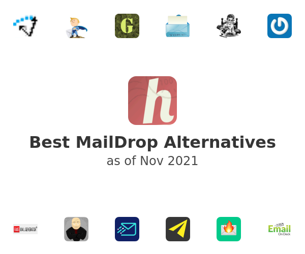 Best MailDrop Alternatives