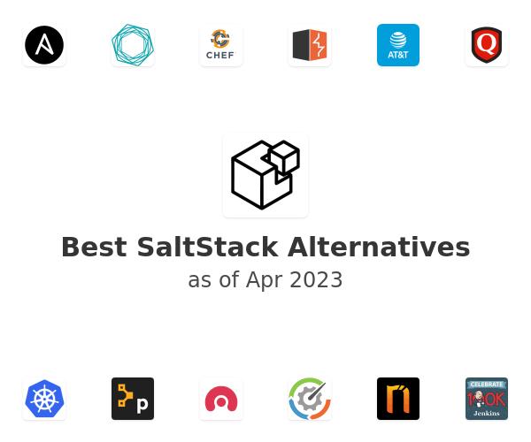 Best SaltStack Alternatives