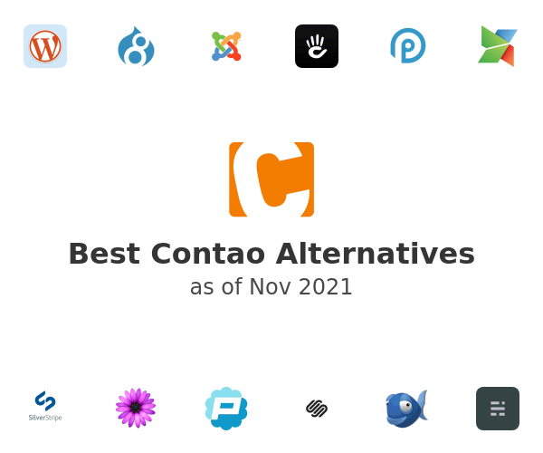 Best Contao Alternatives
