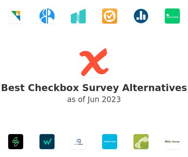 Best Checkbox Survey Alternatives