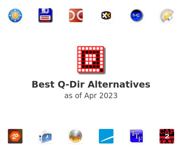 Best Q-Dir Alternatives