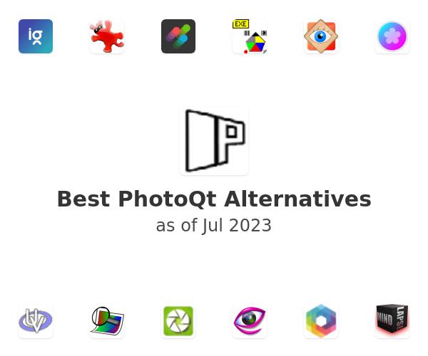 Best PhotoQt Alternatives