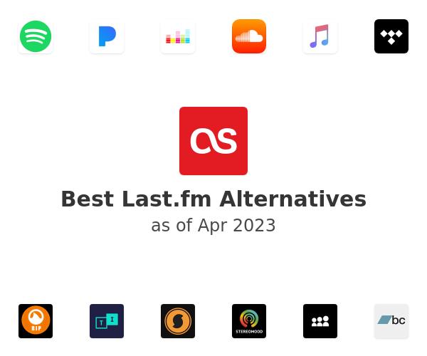 Best Last.fm Alternatives