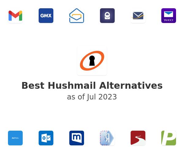Best Hushmail Alternatives