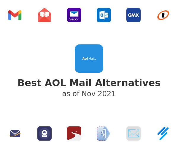 Best AOL Mail Alternatives
