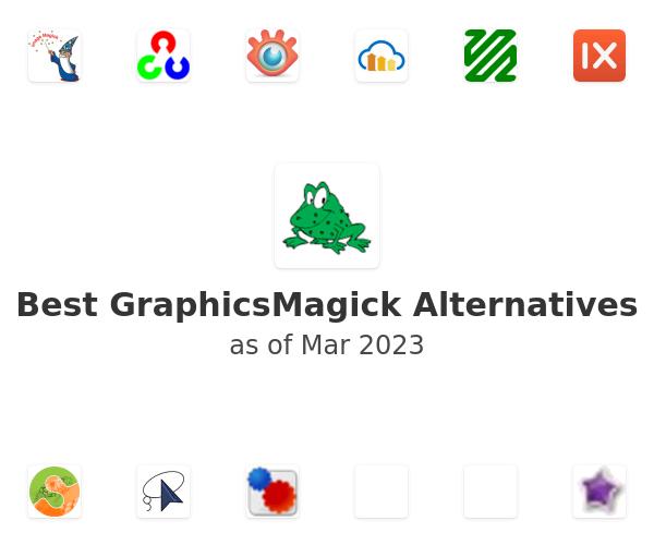 Best GraphicsMagick Alternatives