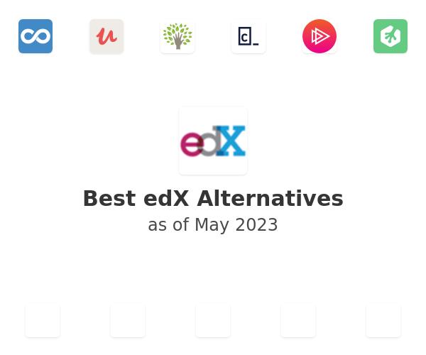 Best edX Alternatives