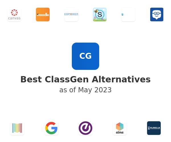Best ClassGen Alternatives