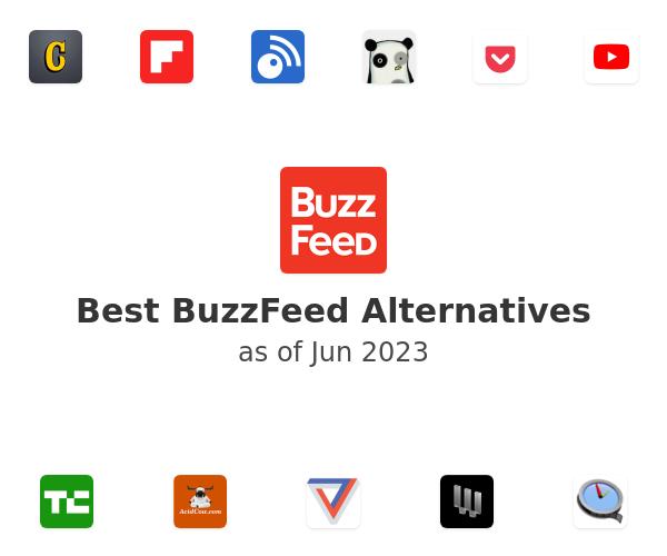 Best BuzzFeed Alternatives