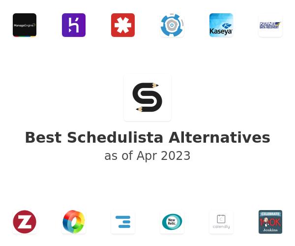 Best Schedulista Alternatives