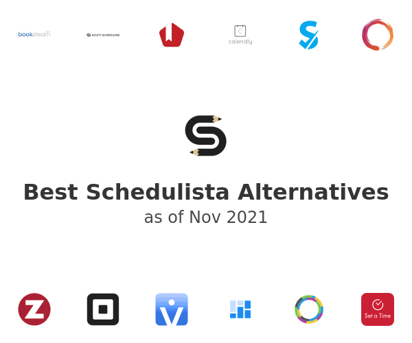 Best Schedulista Alternatives