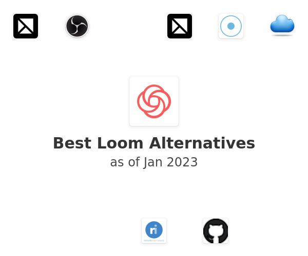 Best Loom Alternatives