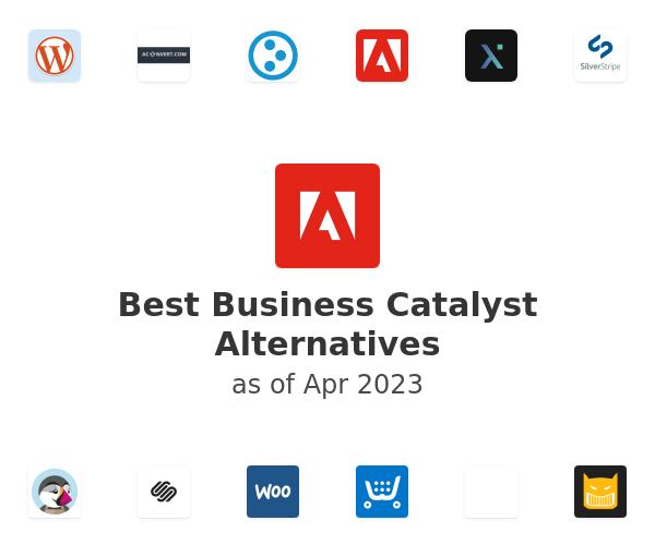 Best Business Catalyst Alternatives