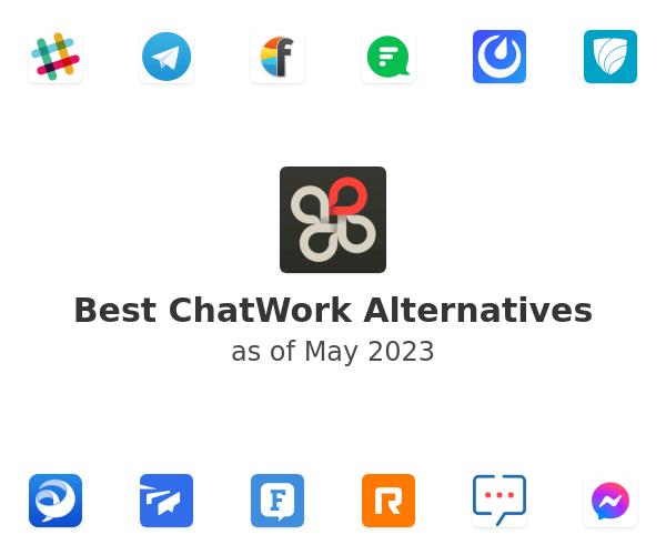 Best ChatWork Alternatives