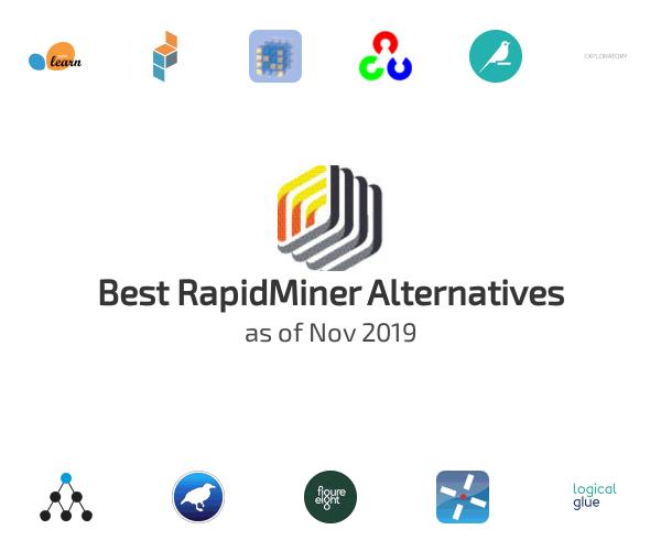 Best RapidMiner Alternatives