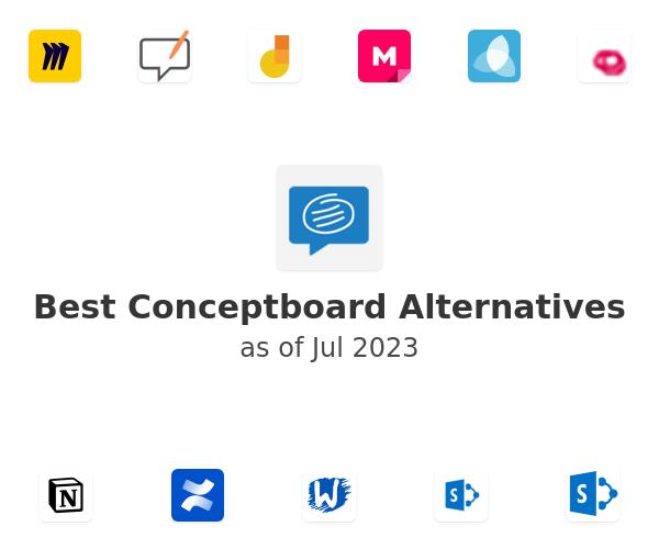 Best Conceptboard Alternatives