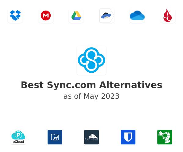 Best Sync.com Alternatives