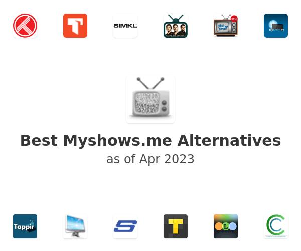 Best Myshows.me Alternatives