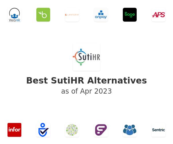 Best SutiHR Alternatives