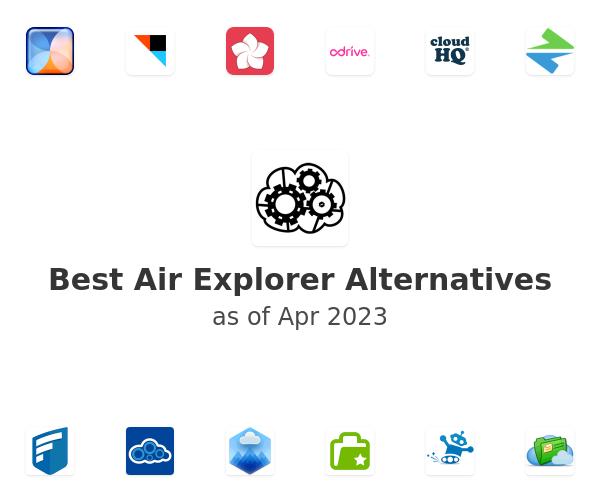 Best Air Explorer Alternatives