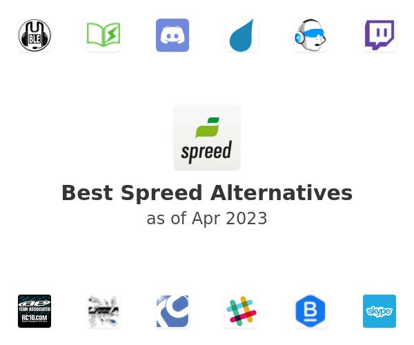 Best Spreed Alternatives