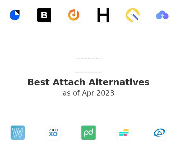 Best Attach Alternatives