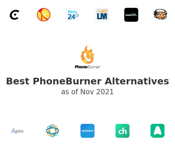 Best PhoneBurner Alternatives
