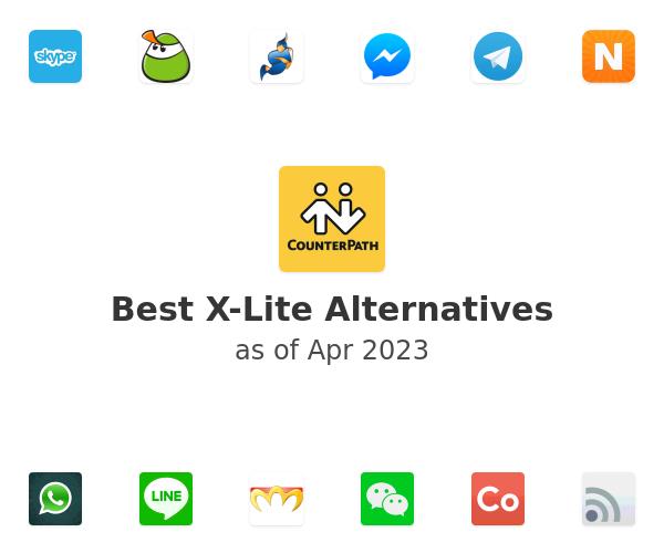 Best X-Lite Alternatives