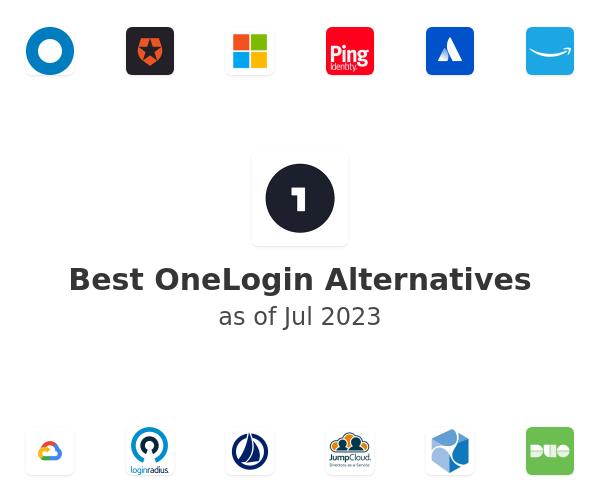 Best OneLogin Alternatives
