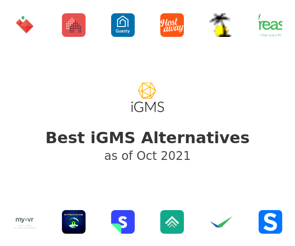 Best iGMS Alternatives