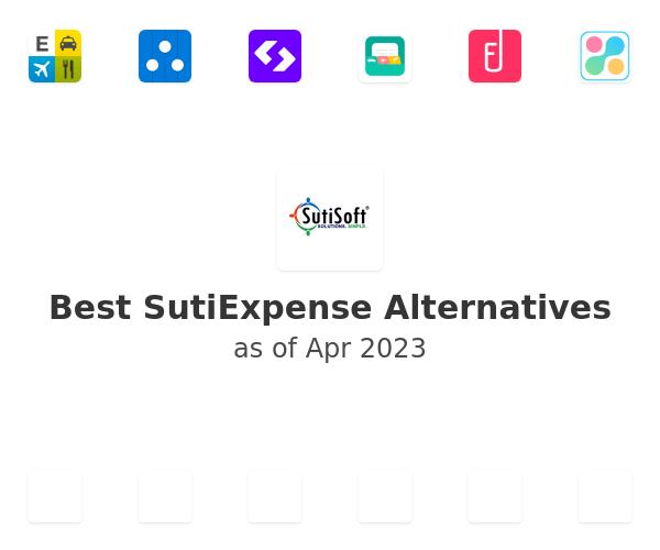 Best SutiExpense Alternatives