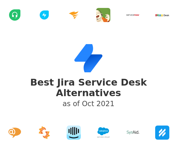Best Jira Service Desk Alternatives