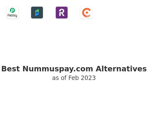 Best Nummuspay.com Alternatives