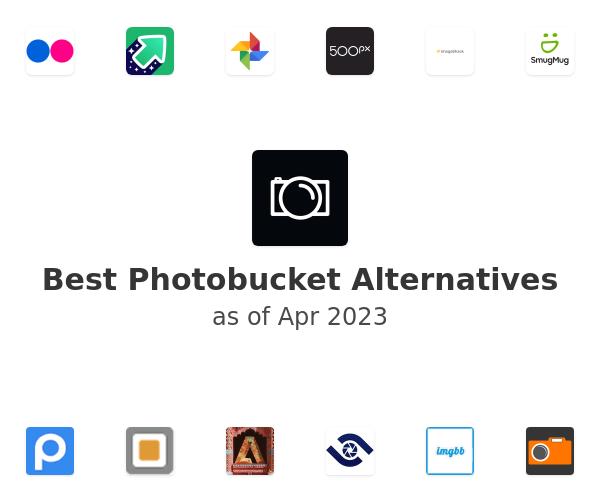 Best Photobucket Alternatives