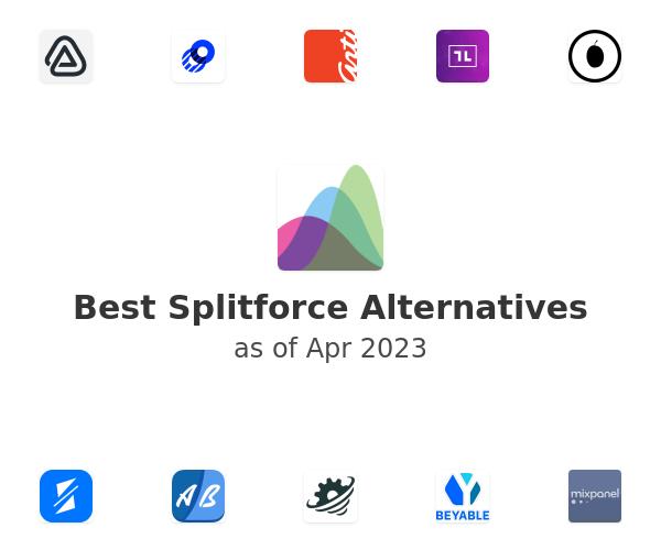 Best Splitforce Alternatives